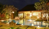 Private Pool - Nyaman Villas - Seminyak, Bali