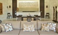 Indoor Living Area - Nyaman Villas - Seminyak, Bali