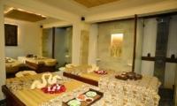 Spa Room - Nyuh Bali Villas - Seminyak, Bali