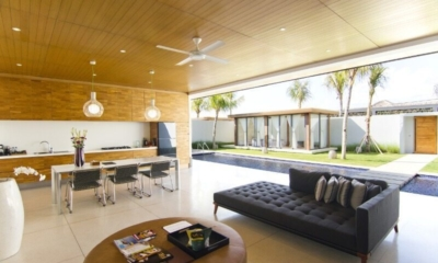 Living and Dining Area - One Eleven - Seminyak, Bali