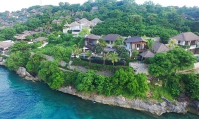 Bird's Eye View - Opera Villa - Nusa Lembongan, Bali