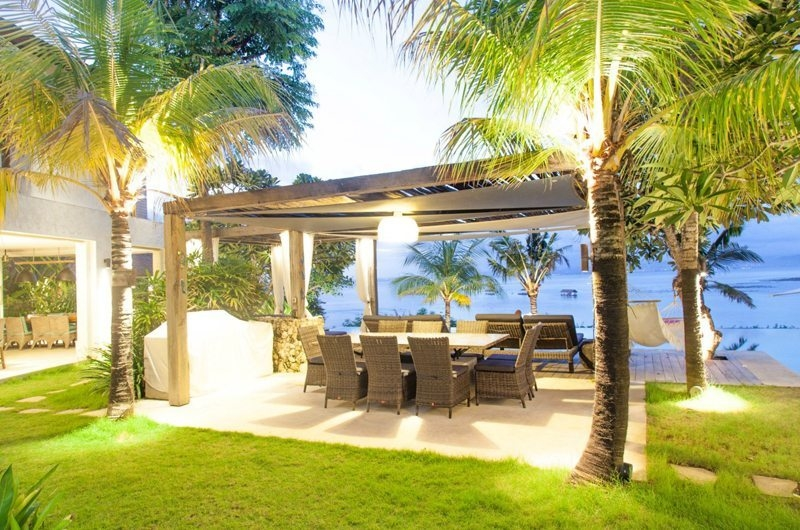 Dining Area with Sea View - Opera Villa - Nusa Lembongan, Bali
