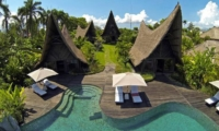 Gardens and Pool - Own Villa - Umalas, Bali