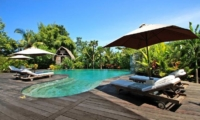 Swimming Pool - Own Villa - Umalas, Bali