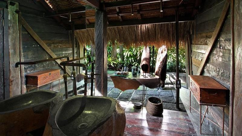 Bathroom with Mirror - Own Villa - Umalas, Bali