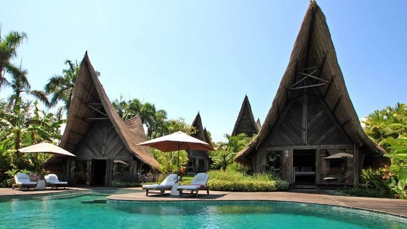 Outdoor Area - Own Villa - Umalas, Bali