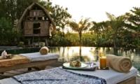 Reclining Sun Loungers - Own Villa - Umalas, Bali