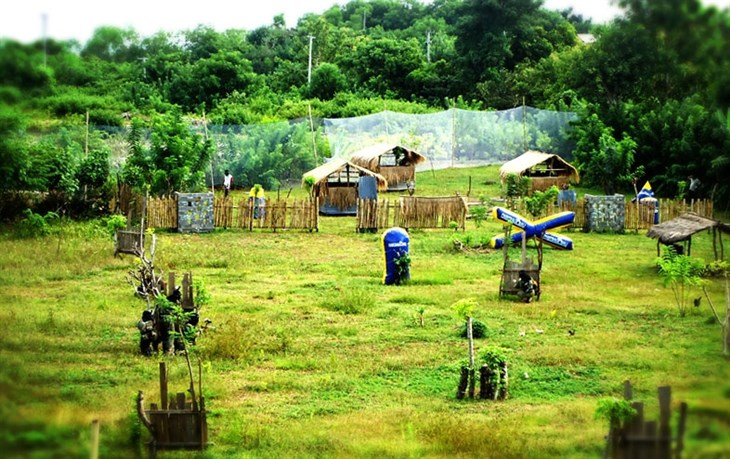 Bali Paint Ball Arena