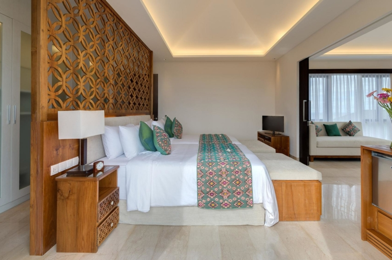 Twin Bedroom with Lounge Area - Pandawa Cliff Estate - Ungasan, Bali
