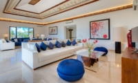 Living Area with TV - Pandawa Cliff Estate - Ungasan, Bali