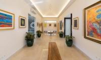 Corridor - Pandawa Cliff Estate - Ungasan, Bali