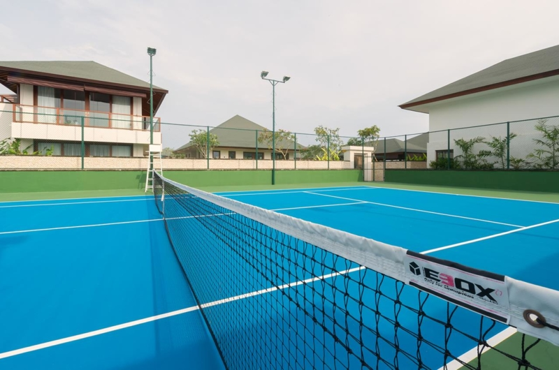 Tennis Court - Pandawa Cliff Estate - Ungasan, Bali