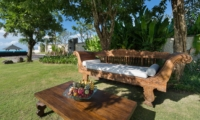 Outdoor Seating Area - Pandawa Cliff Estate - Ungasan, Bali