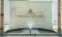 Water Feature - Pandawa Cliff Estate - Ungasan, Bali
