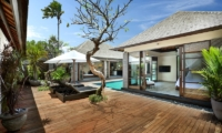 Sun Loungers - Peppers Seminyak - Seminyak, Bali