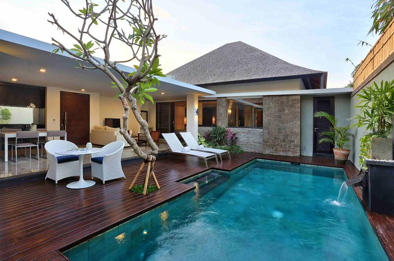 Pool Side - Peppers Seminyak - Seminyak, Bali