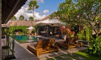 Reclining Sun Loungers - Peppers Seminyak - Seminyak, Bali