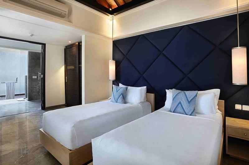 Twin Bedroom - Peppers Seminyak - Seminyak, Bali