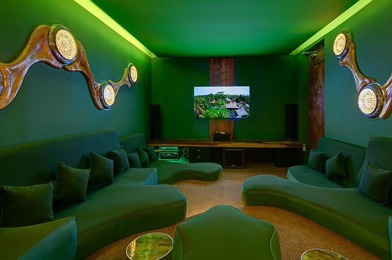 TV Room - Permata Ayung - Ubud, Bali