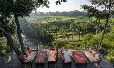 Outdoor Seating Area - Permata Ayung - Ubud, Bali