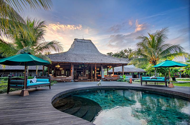 Gardens and Pool - Permata Ayung - Ubud, Bali