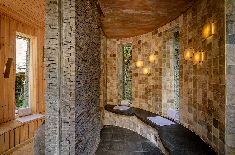 Sauna Room - Permata Ayung - Ubud, Bali