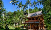 Outdoor Area - Permata Ayung Gladak House - Ubud, Bali