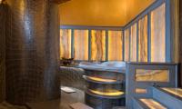 En-Suite Bathroom - Permata Ayung Permata Bridal Chalet - Ubud, Bali