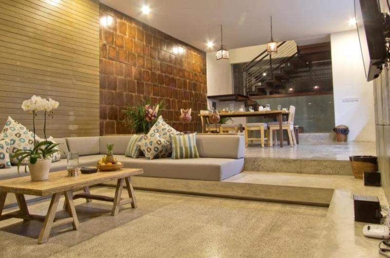 Living Area - Piccolo Paradiso - Jimbaran, Bali