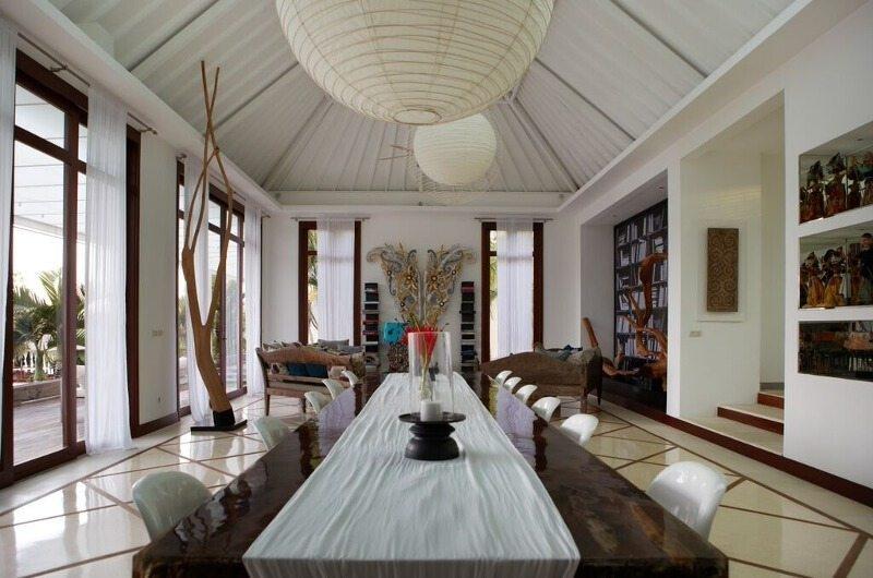 Dining Area - Pure Villa Bali - Canggu, Bali