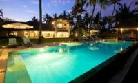 Pool at Night - Puri Nirwana - Gianyar, Bali