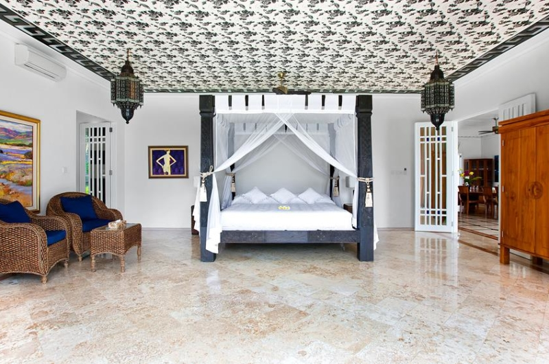 Spacious Bedroom - Puri Nirwana - Gianyar, Bali