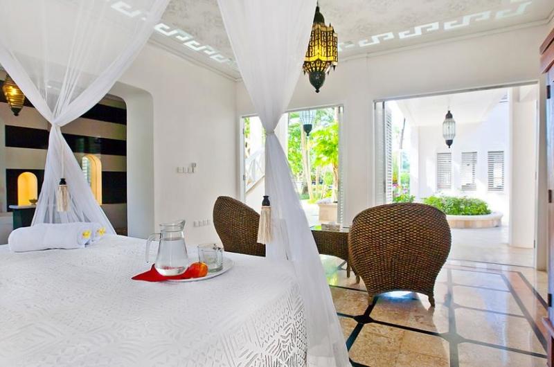 Bedroom with View - Puri Nirwana - Gianyar, Bali