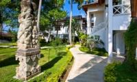 Way to the Villa - Puri Nirwana - Gianyar, Bali