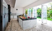 Kitchen Area with View - Puri Nirwana - Gianyar, Bali