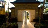 Entrance - Puri Nirwana - Gianyar, Bali