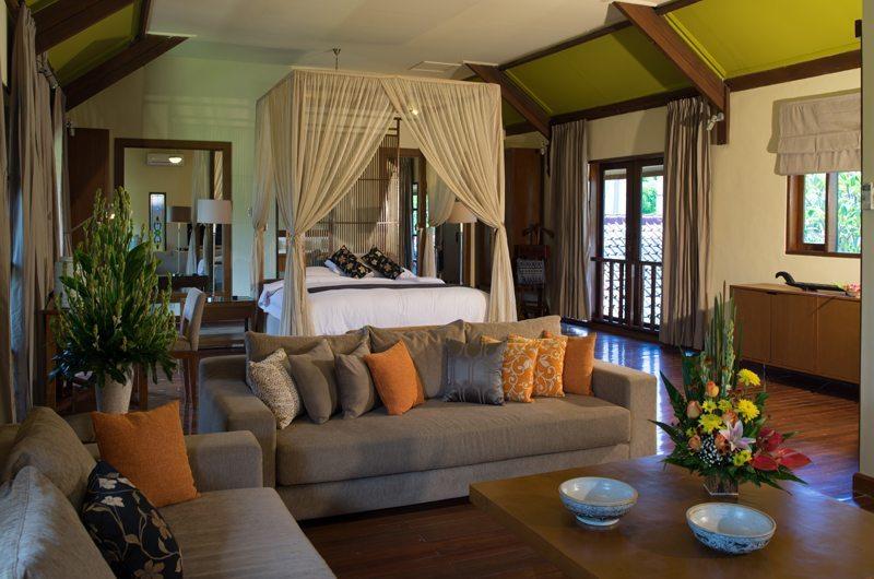 Bedroom with Sofa - Rumah Bali - Seminyak, Bali