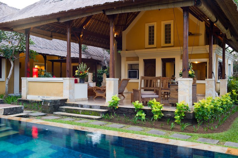 Outdoor Area - Rumah Bali - Seminyak, Bali