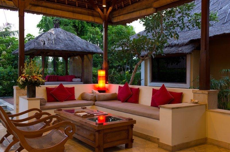 Outdoor Seating Area - Rumah Bali - Seminyak, Bali