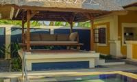 Pool Side - Rumah Bali - Seminyak, Bali