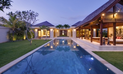 Swimming Pool - Saba Villas Bali - Canggu, Bali