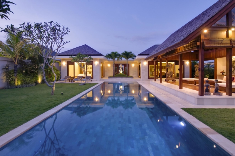 Swimming Pool - Saba Villas Bali - Canggu, Bali