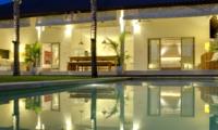 Pool - Sahana Villas - Seminyak, Bali
