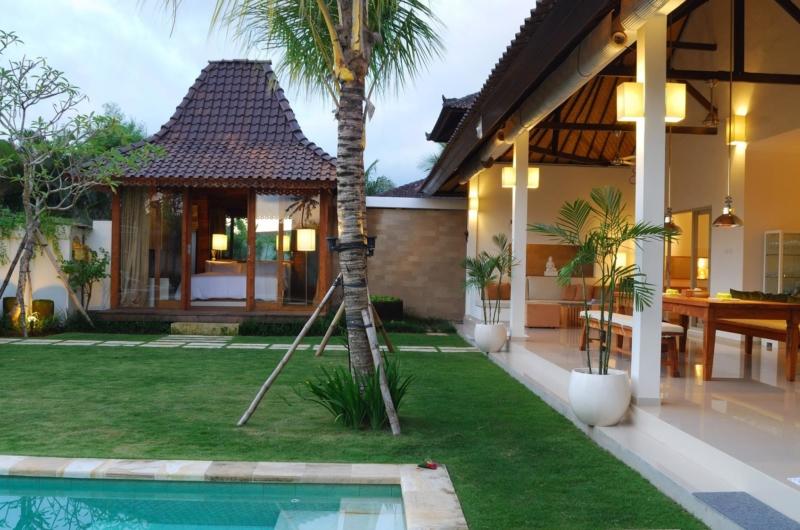 Gardens - Sahana Villas - Seminyak, Bali
