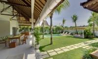 Lounge Area - Sahana Villas - Seminyak, Bali
