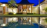 Private Pool - Sahana Villas - Seminyak, Bali