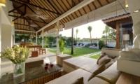Living and Dining Area - Sahana Villas - Seminyak, Bali