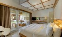 Bedroom and Balcony - Sahana Villas - Seminyak, Bali