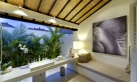 Bathroom with Sofa - Sahana Villas - Seminyak, Bali