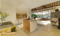 Kitchen Area - Sahana Villas - Seminyak, Bali